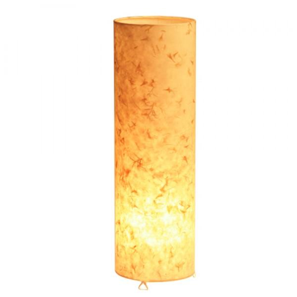 paper mache lamp shade b